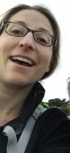 selfie of Lauren Luna