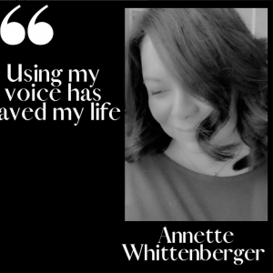 Annette Whittenberger picture and quote