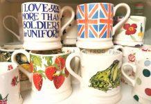 miscellaneous mugs