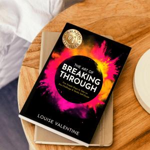 The Art of Breaking Through book