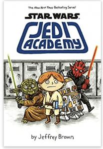 Star Wars Jedi Academy book