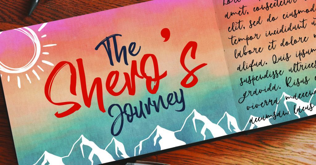 The Shero's Journey cover photo