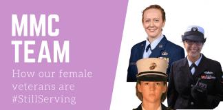 Meet the MilMC Team - How our female veterans are #StillServing