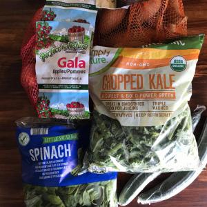 various veggies from Aldi