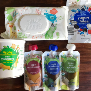 Little Journey baby products from Aldi