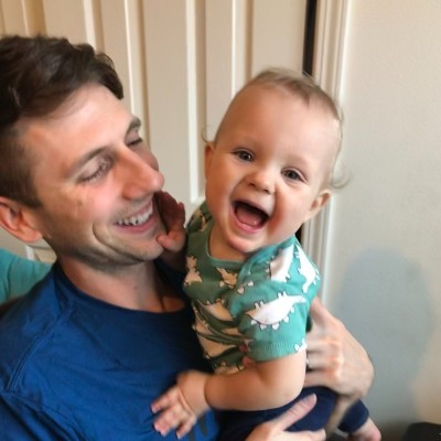 matthew shanks and his son