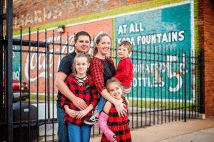 The Blakeman Family