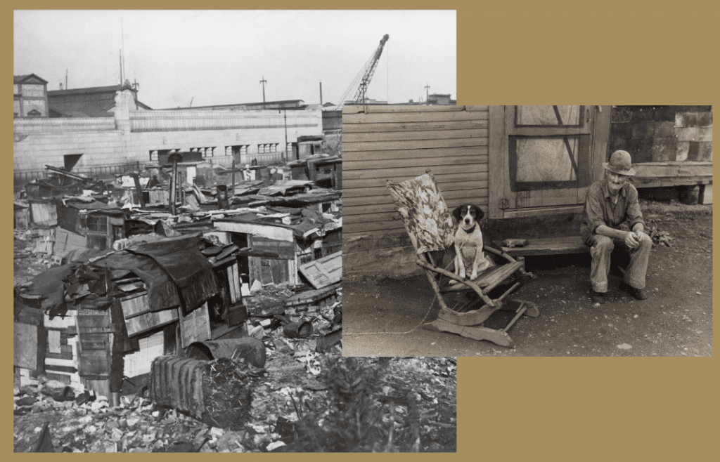 pictures from the Great Depression and the Dust Bowl
