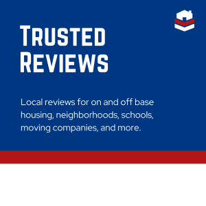 Trusted Reviews - Local reviews for on and off base housing, neighborhoods, schools, moving companies, and more.