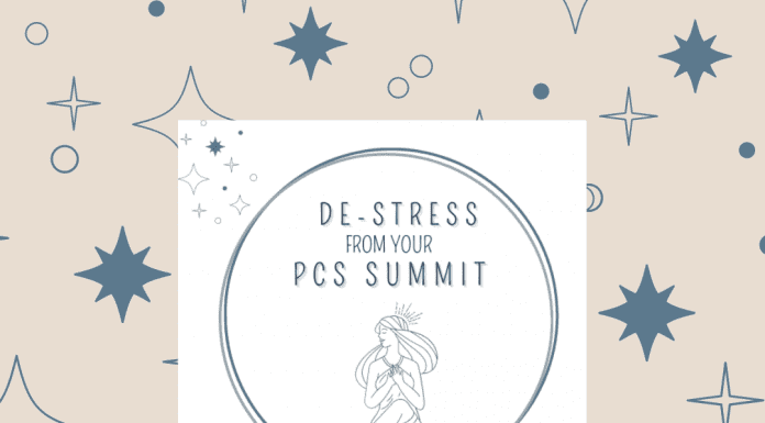De-Stress from your PCS Summit Image
