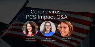 Coronavirus - PCS Impact Q&A with guests