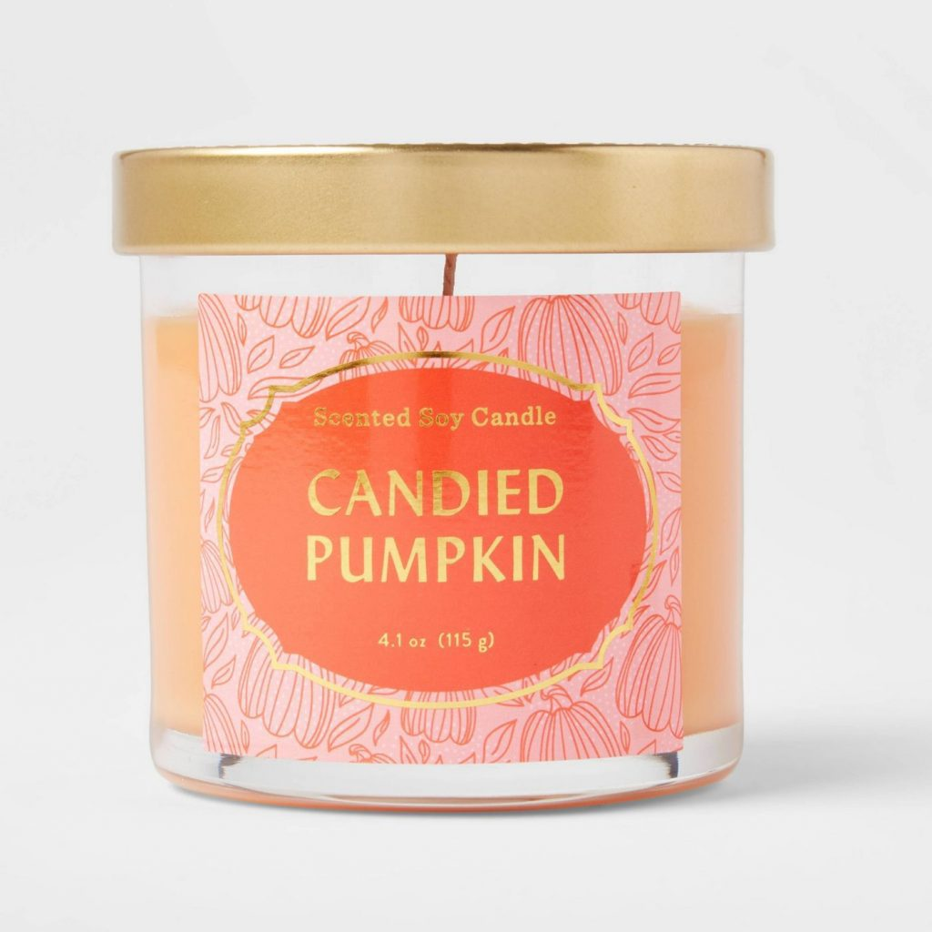 Candied Pumpkin candle from Opalhouse