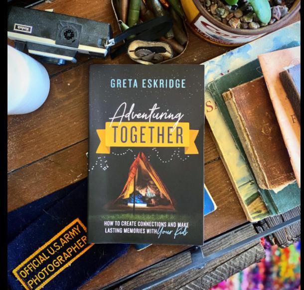 Book Titled Adventuring Together