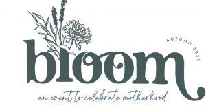 Indy Mom Bloom logo